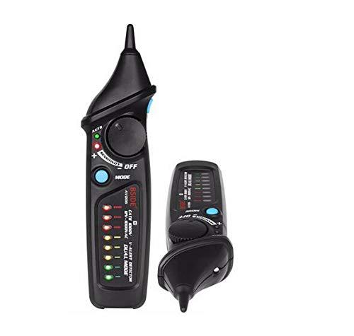 Generic BSIDE AVD06 Spannungsprüfer, Wechselstrom 12-1000 V, automatischer/manueller NCV Tester Live Wire Check Sensitivity einstellbar -