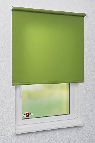 LYSEL Rollo Grande S28, (B x H) 165cm x 175cm in Grün/Maigrün