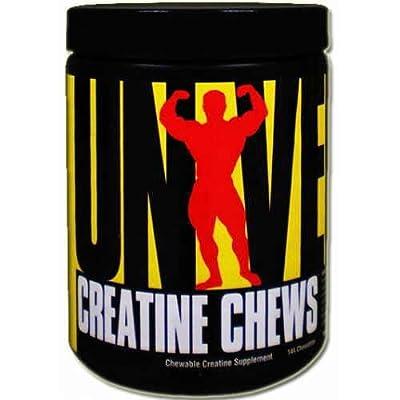 Universal Nutrition - Creatine Chews (144 Chews) by Universal Nutrition