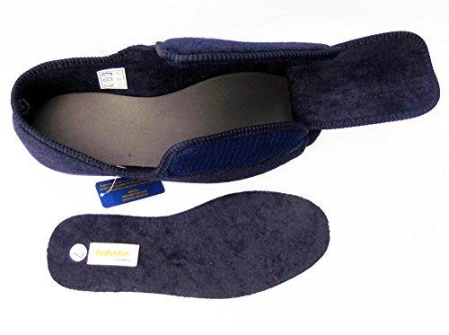 Coolers , Chaussons pour homme Bleu Marine