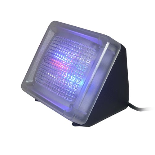 H13 TV Simulator Fernseher zur Einbrecher-Abschreckung Anwesenheits 20 LED's TV Diebstahlabschrecker, 20 ultrahelle LEDs, 9V / 300mW