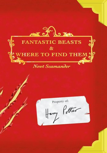 Fantastic Beasts and Where to Find Them: 001