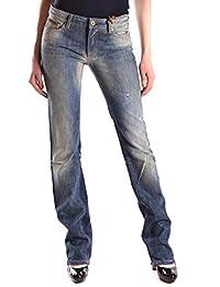 Dolce E Gabbana Femme MCBI099054O Bleu Coton Jeans