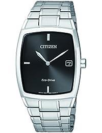 Citizen Herren-Armbanduhr Analog Quarz Edelstahl AU1070-82E
