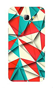 Back Cover for Samsung Galaxy A3 2016 ABSTRACT ART 3