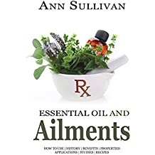 Essential Oils and Ailments: Applications, Recommended Oils & Other Natural Protocols (English Edition)