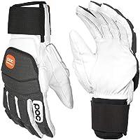 POC Super Palm Comp Guantes, Unisex Adulto, Blanco (Hidrogen White), M