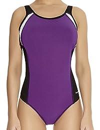 Freya Active - Maillot de bain sport une pièce à armatures Freya Active  RESISTANCE violet c642cf5453e