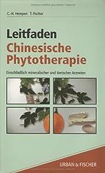 Leitfaden Chinesische Phytotherapie.