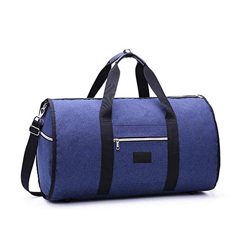 b761b13ab4b3a H-ONG Gym Bag with Shoe Compartment Sport Duffle Bag Waterproof Travel  Holdall Bag Portable