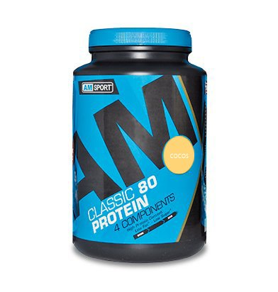 AMSPORT® Classic Protein 80 Cocos 700 g