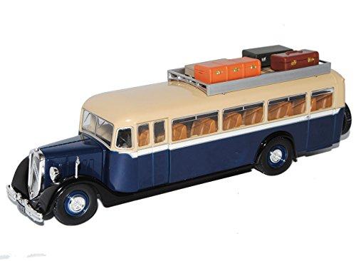 alles-meine.de GmbH Citroen T45 Frankreich 1934 Reisebus 1/43 Atlas Modell Auto - Citroen Modell