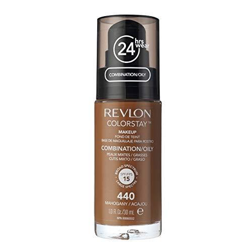 Ml Fond Colorstay Mixtes 440 De Grasses Teint Acajou Peaux Revlon 30 À HeI2D9YEW