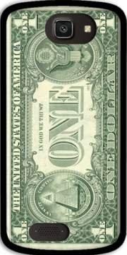MOBILINNOV Archos 50 Cesium Billet One Dollar Silikon Hülle Handyhülle Schutzhülle - Zubehor Etui Smartphone Archos 50 Cesium Accessoires