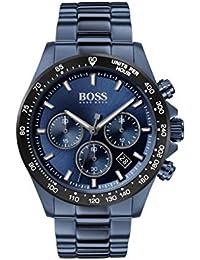 Hugo BOSS Reloj para de Cuarzo con Correa en Acero Inoxidable 1513758