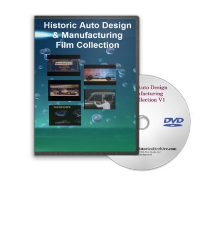 vintage-automobile-design-and-manufacturing-film-series-on-two-dvds-featuring-general-motors-henry-f