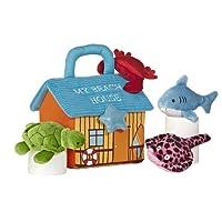 Aurora World Baby Talk Carrier, My Beach House Playset