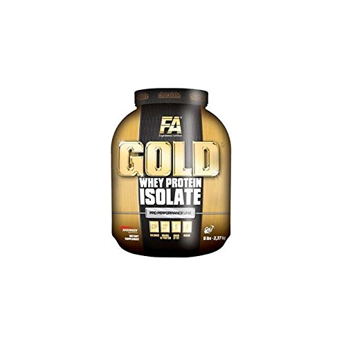 FA Nutrition Performance Line Gold Whey Protein Isolate 2,27 kg - Schoko