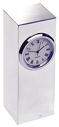 I Luv LTD Classic Desk Clock with Modern Clean Lines (Classic Desk Clock)