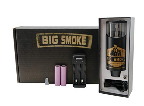 E-Shisha Kopf Ready Paket - Original Big Smoke E Kopf (Kopf + Akkus + Ladegerät)