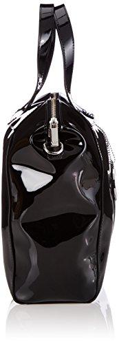 Armani Jeans Shoes & Bags DE  0522CRJ, sacs à main femmes Noir - Schwarz (NERO - BLACK 12)