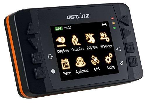 Preisvergleich Produktbild Qstarz LT-6000S Rundenzeitmesser schwarz