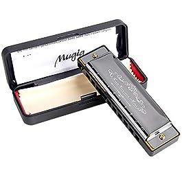 Mugig blues armonica 10fori 20toni armonica blues C professionale
