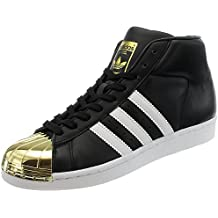 Adidas - Promodel Metal Toe W - BB2130 - Color: Blanco-Dorado-Negro