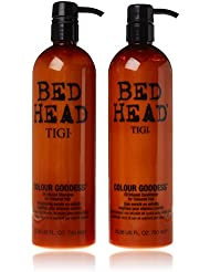 Tigi Bed Head Colour Goddess Duo Kit de Shampooing + Conditionneur 1,5 L