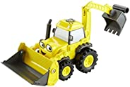 Fisher Price Core Bob The Builder Dig And Drive Scoop ,yellow , 3 Years & A