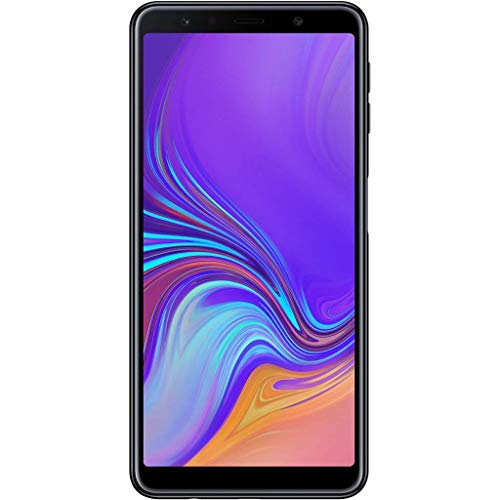 "Samsung SM A750F Display Unlocked Warranty - Samsung Galaxy A7 SM-A750F/DS 128GB/4GB Dual Sim, 6"" Display, 24MP+5MP+8MP, GSM Unlocked, No Warranty - Black"