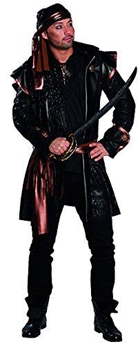 Pirat Freibeuter der Meere Seeräuber Kostüm für - Für Erwachsene Freibeuter Der Meere Kostüm
