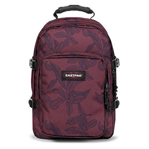 Eastpak Provider Sac à  dos, 44 cm, 33 L, Rouge (Leaves Merlot)