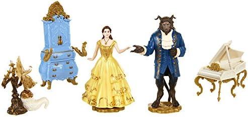Taldec Disney Set de Figurine de Collection Collection Collection du Film La Belle et la Bête, 45535   Outlet Online  811b52