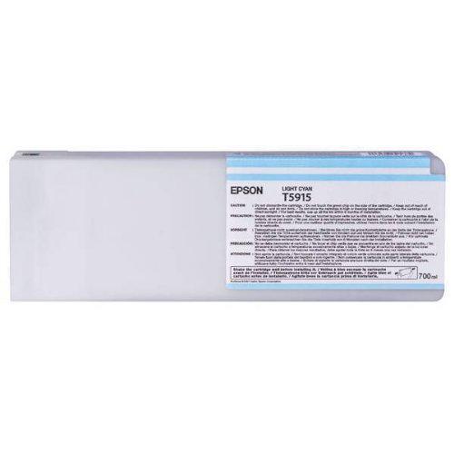Epson T5915 Cartouche d'encre d'origine 1 x cyan clair