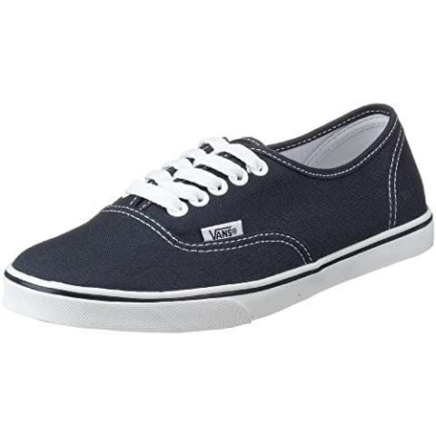 Vans Authentic Lo Pro Unisex Adults' Low-Top Trainers - Navy/True White, 6 UK (39 EU)