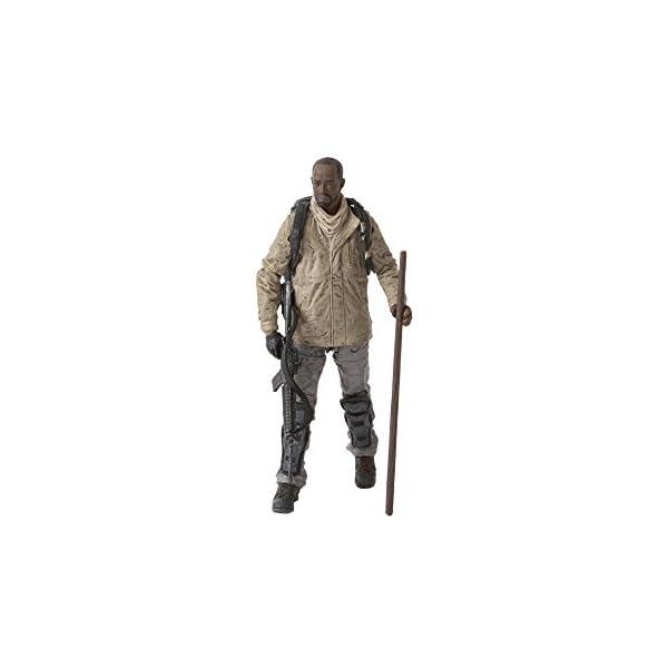 McFarlane - Figurine Walking Dead - TV Serie 8 Morgan Jones 13cm - 0787926146219 1