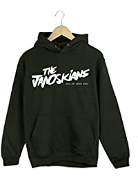 the janoskians hoodie sweatshirt dogs gonna bark- the best on amazon guaranteed
