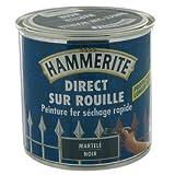 HAMMERITE FER MARTELE 0.25L BLANC