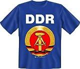 Fun Spruch T-Shirt DDR Grösse XXL