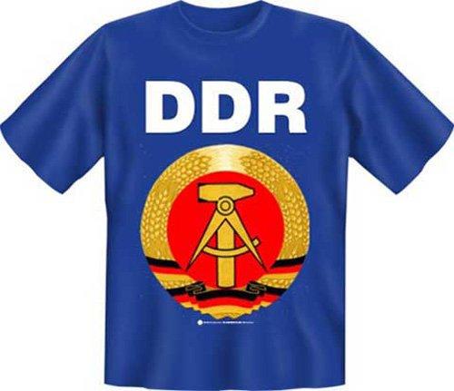 Preisvergleich Produktbild Fun Spruch T-Shirt DDR Grösse XXL