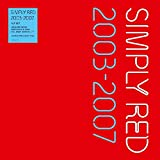 2003-2007 (Translucent Red Vinyl) [Vinyl LP]