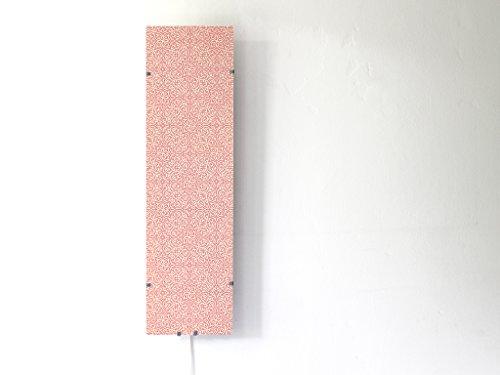 Arabesque Antike (YOURDEA - Wechsel Bild für IKEA GYLLEN Wandleuchte 95cm mit Motiv: Rosa Arabesque)