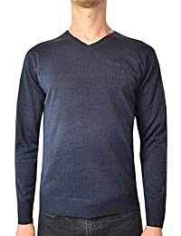 Pierre Cardin Mens New Season Essential V-Neck Knitted Jumper f7d963d6f8ed3