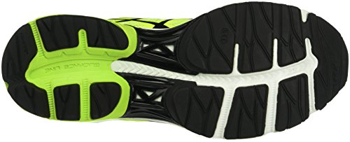 Asics Gel-Pulse 8, Scarpe da Ginnastica Uomo Giallo (Safety Yellow/Black/Onyx)