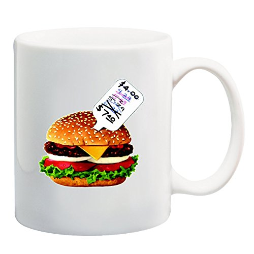 Burger Priced maglietta Mug