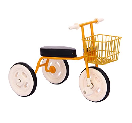 0d53d8ba735 QWM-Baby child bicycles Children Tricycle Carts Baby Carriages Child  Bicycles 3 Wheels,Foldable,1-3 years old(Multi-color optional) Children's  gift ( Color ...