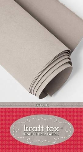 kraft*tex (TM) Bolt 19 x 10 yards, Stone: Kraft Paper Fabric