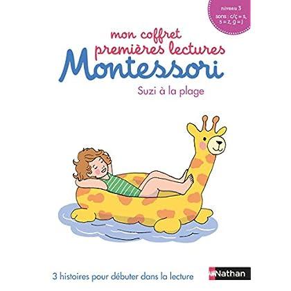 Mon coffret premières lectures Montessori : Suzi à la plage - Niveau 3 - 4/7 ans (8)