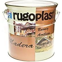 Rugoplast - Barniz de Hormigón Impreso de máxima calidad, ideal para barnizar todo tipo de